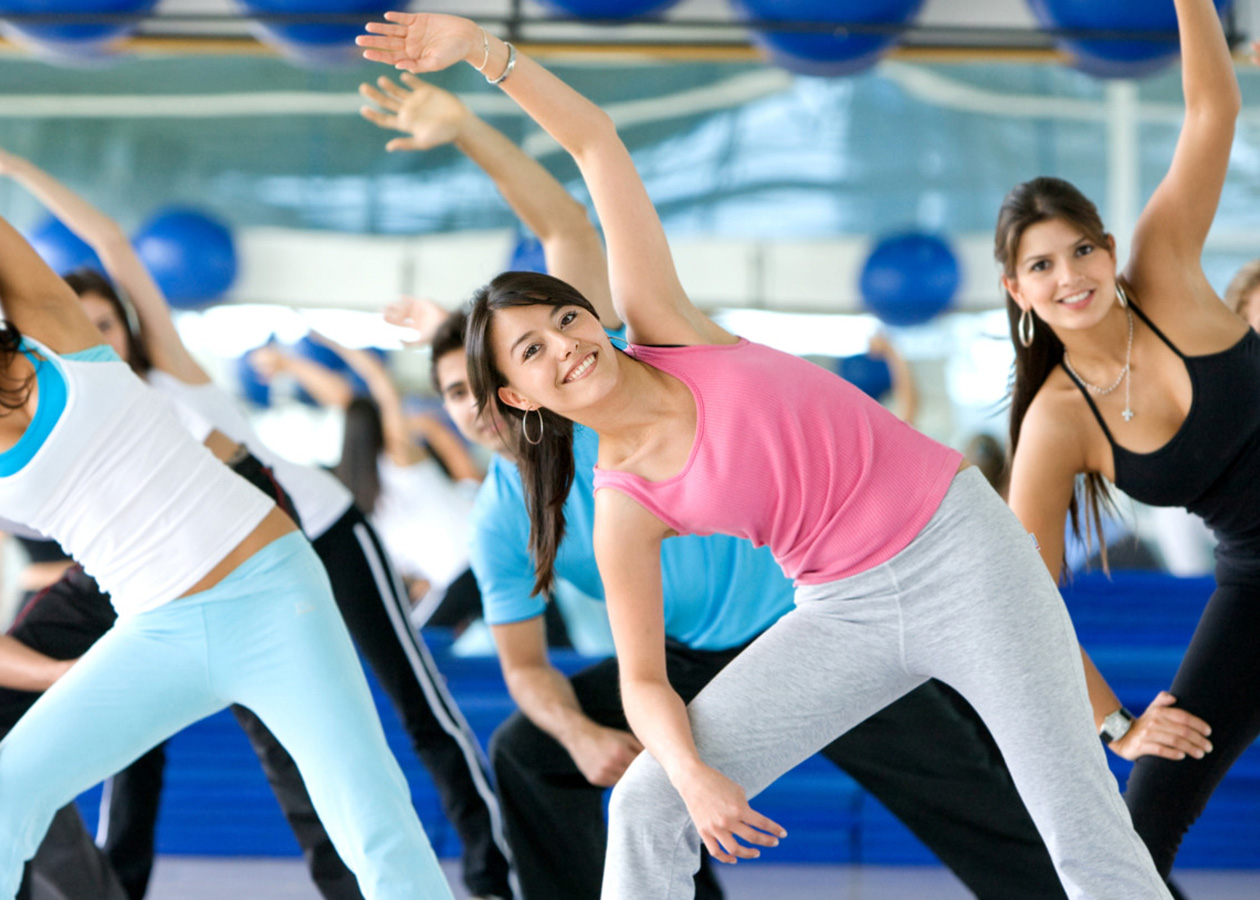 Aerobic For Office