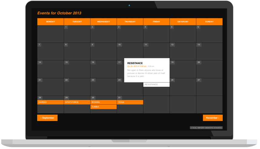 event-calendar-pro